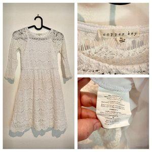 3 for $17⚡️COPPER KEY Lace Dress